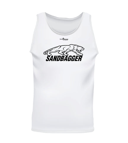 SANDBAGGER 2 (Men's Tank) - White