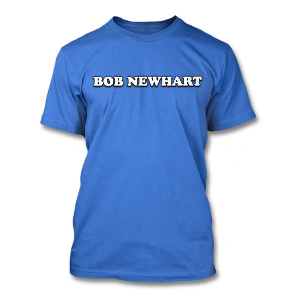 Official Bob Newhart Logo T-shirt