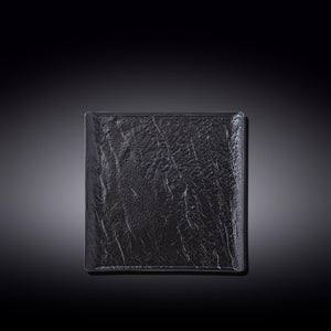 "Square Plate 6.75"" X 6.75"" 