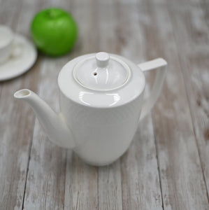 [A] Fine Porcelain Coffee Pot 25 Oz | 750 Ml In Gift Box WL-880111/1C
