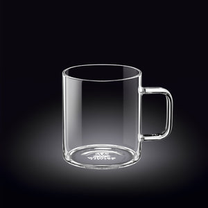 [A] Thermo Glass Mug 14 Oz | 400 Ml WL-888607/A