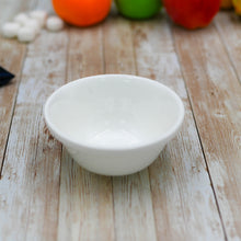 [A] Fine Porcelain Bowl 4.5"