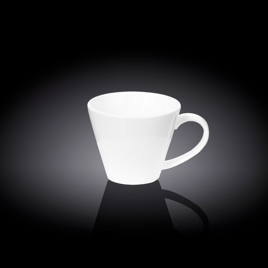 [D **] Fine Porcelain Tea Cup 6 Oz | 180 Ml WL-993004/A