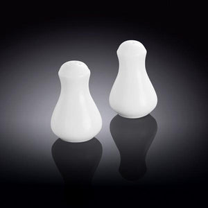 [A] Fine Porcelain Salt & Pepper Set WL-996066/Sp
