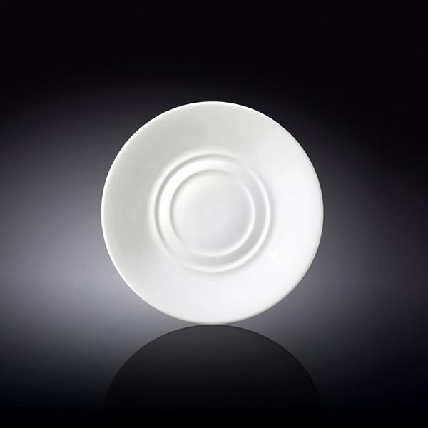 [A] Fine Porcelain Multi-Use Saucer 5.5