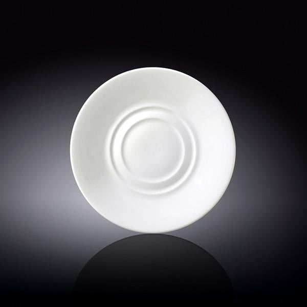 [A] Fine Porcelain Multi-Use Saucer 6