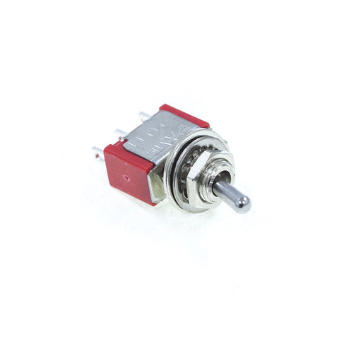 <b>TS-1MS1T2B3M1QE</b><br>SPDT On-On<br>Solder Lug<br>Toggle Switch - Mammoth Electronics