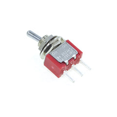 <b>TS-1MS1T2B3M2QE</b><br>SPDT On-On<br>PCB Mount<br>Toggle Switch - Mammoth Electronics
