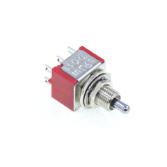 <b>TS-1MD6T2B1M1QE</b><br>DPDT On-On-On<br>Solder Lug<br>Toggle Switch - Mammoth Electronics