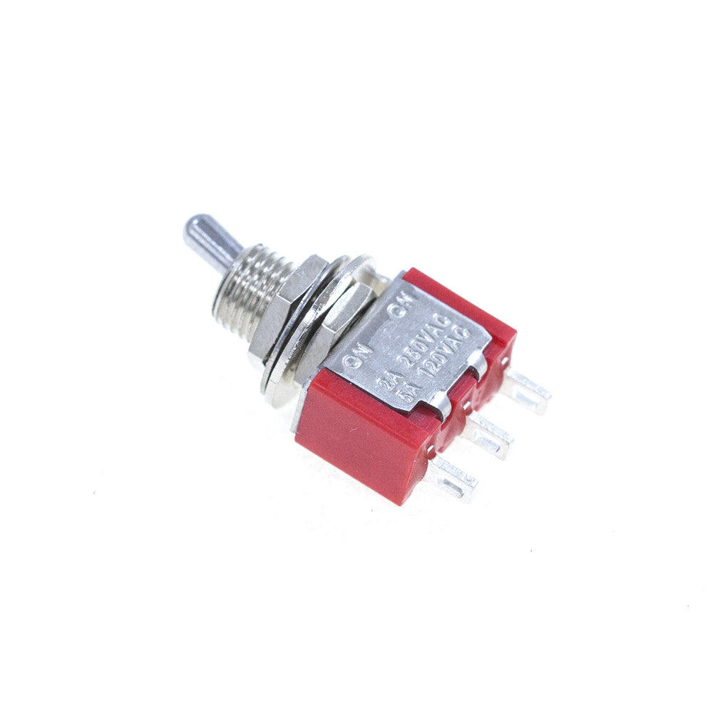 "<b>TS-1MS1T2B1M1QE-1</b><br>SPDT On-On<br>Solder Lug<br><font color=""#78be20""><i>Extended Shaft</i></font><br>Toggle Switch - Mammoth Electronics"
