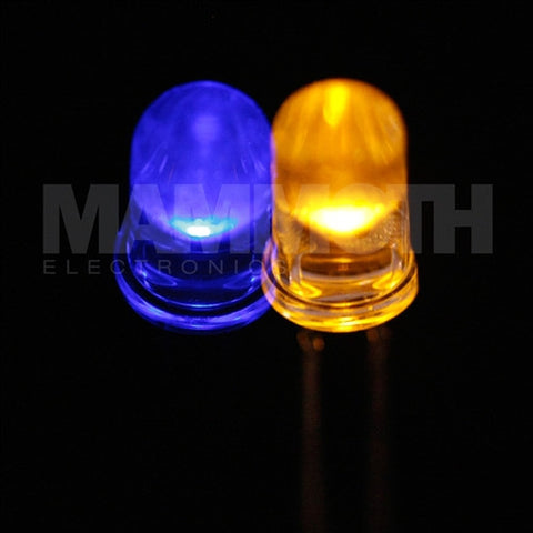 WP59BYWC-BLYL 5mm LED (Blue/Yellow) (LED) - Mammoth Electronics