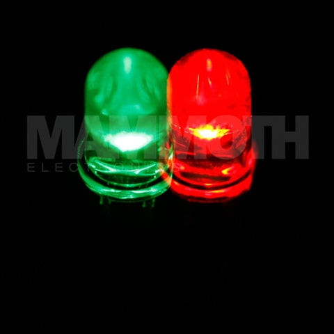 WP59EGW-RDGR 5mm LED (Red/Green) (LED) - Mammoth Electronics