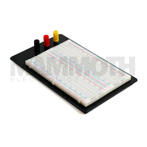 <b>4SBRD-7X4 Bread Board</b><br>Large - Mammoth Electronics