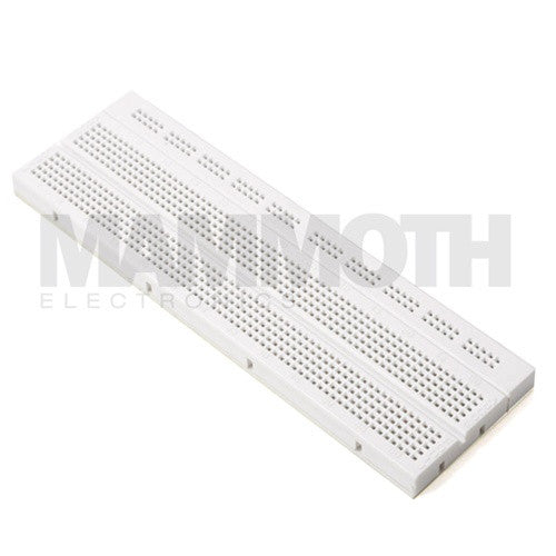 7X2 Small Bread Board - Mammoth Electronics