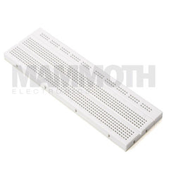 <b>4SBRD-7X2 Bread Board</b><br>Small - Mammoth Electronics