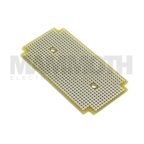 <b>1590B Perf Board</b><br><i>Fits 1590B Enclosure</i> - Mammoth Electronics