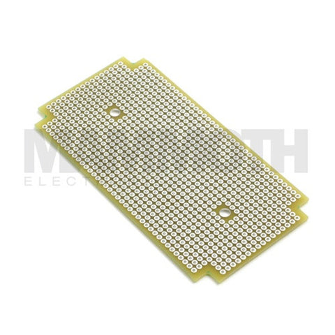 <b>125B Perf Board</b><br><i>Fits 125B Enclosure</i> - Mammoth Electronics