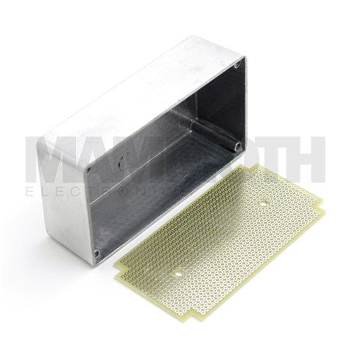 Perf Board for 125B Enclosure - Mammoth Electronics