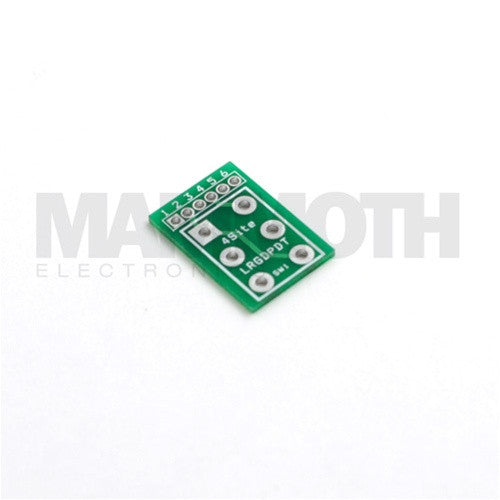 <b>DPDT Wiring Board</b><br><i>Large</i> - Mammoth Electronics