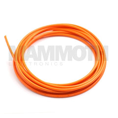 <b>Sound Vein Instrument Cable</b><br>4mm - Orange<br>Low Capacitance<br><i>Chandler Sound</i> - Mammoth Electronics
