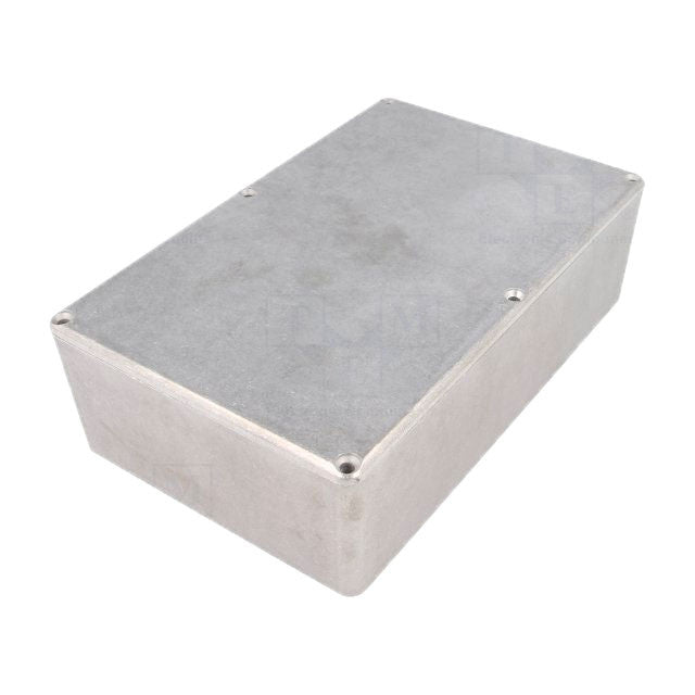 "Hammond 1590D Aluminum Enclosure (7.38 x 4.70 x 2.05"")"