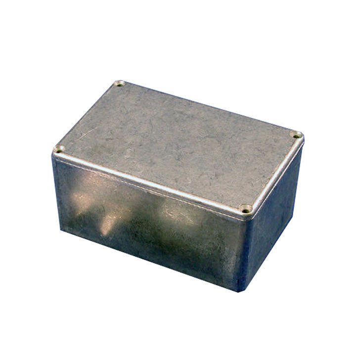 "Hammond 1590T Aluminum Enclosure (4.74 x 3.13 x 2.7"")"
