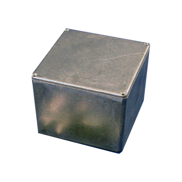 "Hammond 1590V Aluminum Enclosure (4.70 x 4.70 x 3.54"")"