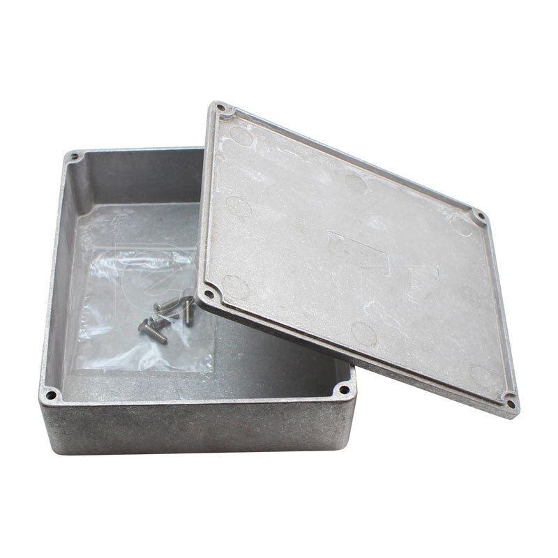 "Hammond 1590P1 Aluminum Enclosure (6.01 x 3.24 x 1.39"")"