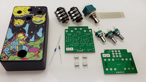 <b>'The Wanderer'</b><br>Fuzz Kit<br><i>Mammoth Electronics</i>