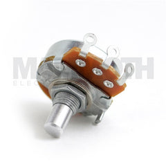 Alpha 24mm Single Gang Solder Lug Potentiometers - Linear (B) - Mammoth Electronics