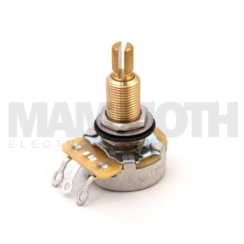"Emerson Pro CTS - Long (3/4"") Split Shaft Potentiometer - Mammoth Electronics"
