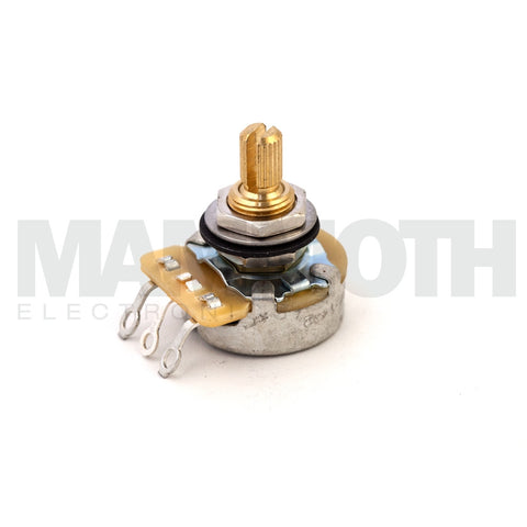 "Emerson Pro CTS - Short (3/8"") Split Shaft Potentiometer - Mammoth Electronics"