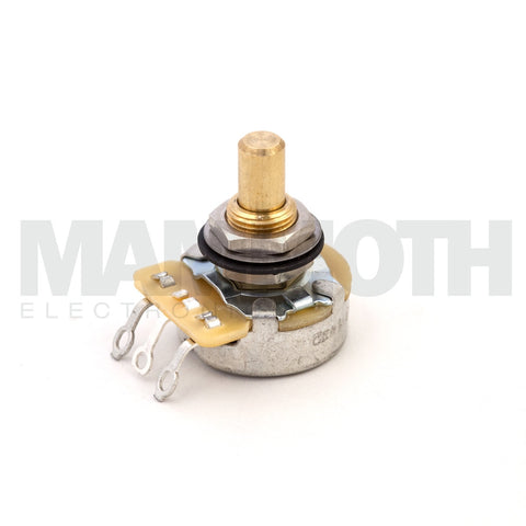 "Emerson Pro CTS - Short (3/8"") Solid Shaft Potentiometer - Mammoth Electronics"