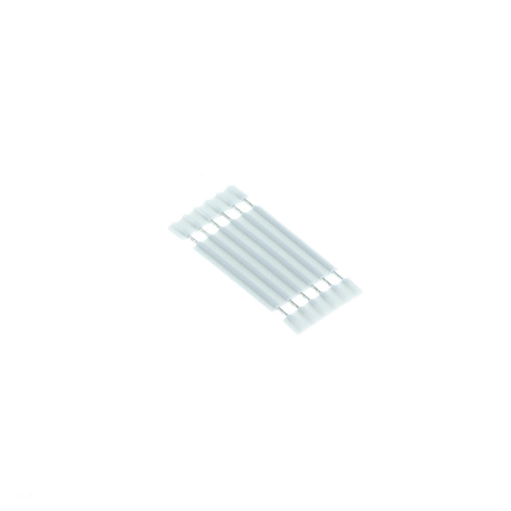 "<b>Ribbon Cable</b><br>6 Conductor<br>1"" length"