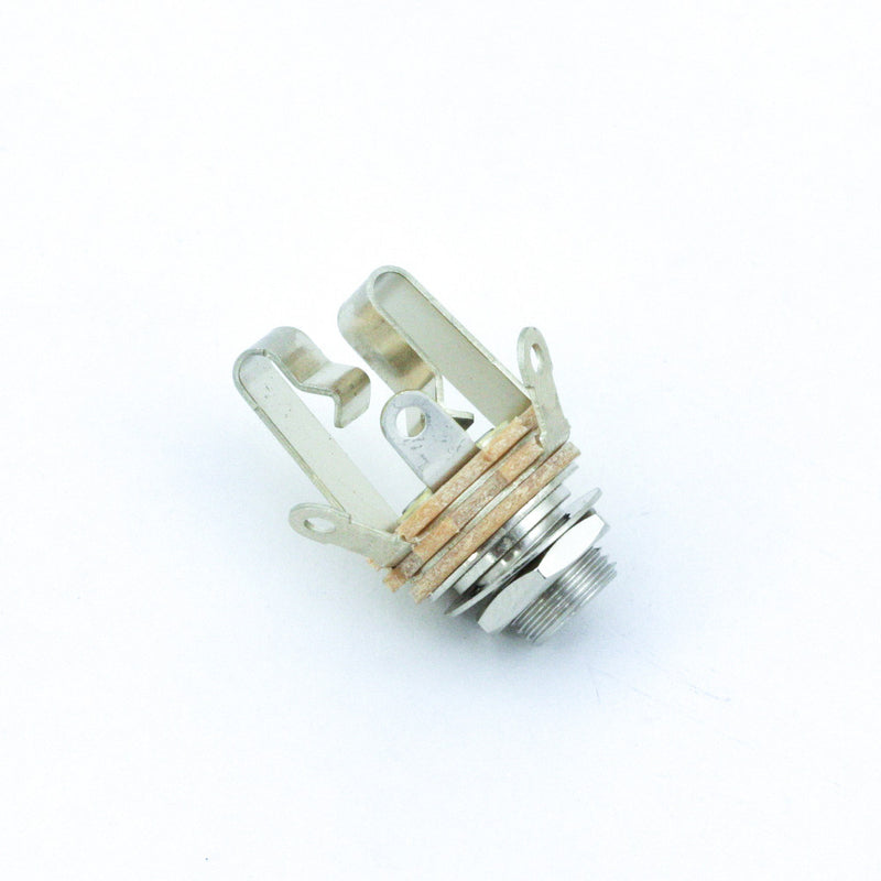 <b>Switchcraft 12b</b><br>1/4&quot; Stereo Open Jack<br><i>Switchcraft</i> - Mammoth Electronics