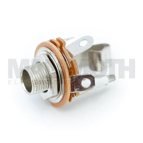 "<b>JK109S</b><br>1/4"" Stereo Open Jack<br><i>Mammoth Electronics</i> - Mammoth Electronics"