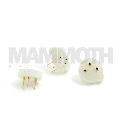 Round Transistor Socket - TO18 - Mammoth Electronics
