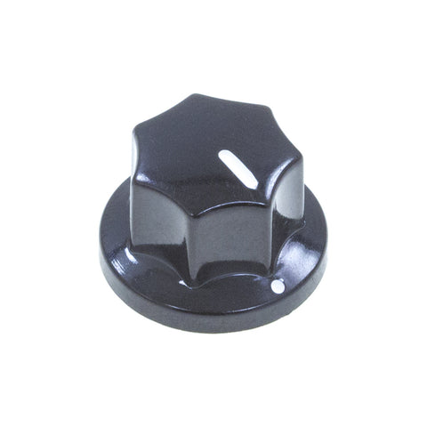 MXR3-PH Series Fluted Phenolic Knob (19.1 x 12.3mm)