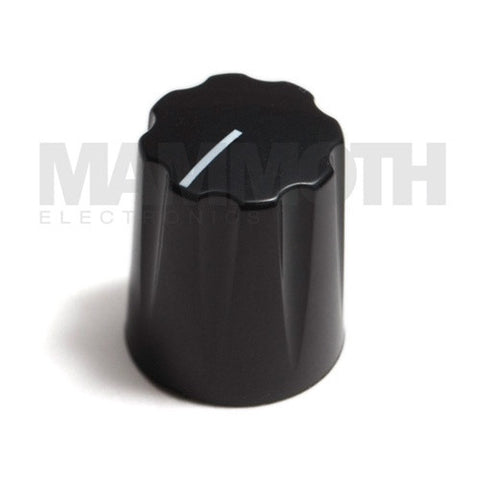 1900-PH Series Phenolic Knob (12.7 x 15.9mm) - Mammoth Electronics