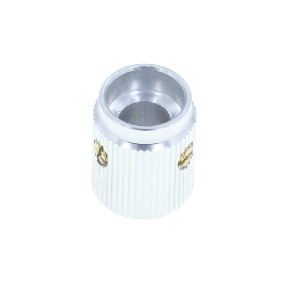 KA-13X16 Series Knurled Knob (13 x 16mm) - Mammoth Electronics