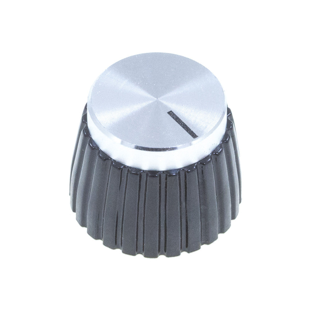 KMARGL Series Marshal Style Knob (19.5 x 15.7mm) - Mammoth Electronics