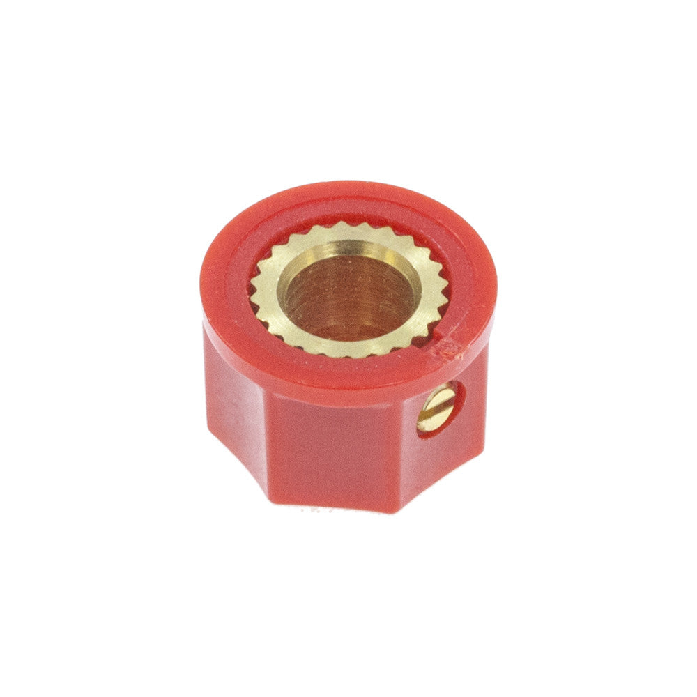 1250 Series Fluted Plastic Knob (14.5 x10.5mm)