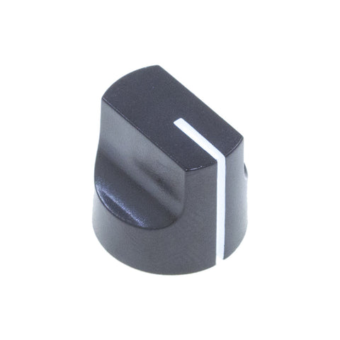 1611-PH-ABS Series Flared Phenolic Knob (15.7 x 14.8mm) - Mammoth Electronics