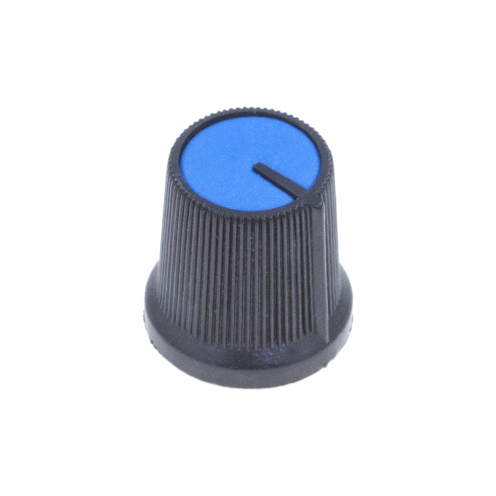 2700 Series Plastic Cap Knob (14.5 x 16.5mm) - Mammoth Electronics