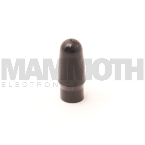 <b>TS-T1CAP-BK</b><br>Toggle Switch Cap<br><i>Black</i> - Mammoth Electronics