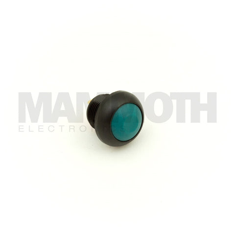 SPST-PBS-RGR (Single Pole Single Throw Momentary Switch with Green Button & Plastic Casing) - Mammoth Electronics