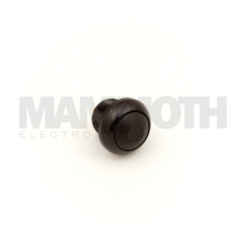 SPST-PBS-RBK-AL (Single Pole Single Throw Momentary Switch) - Mammoth Electronics