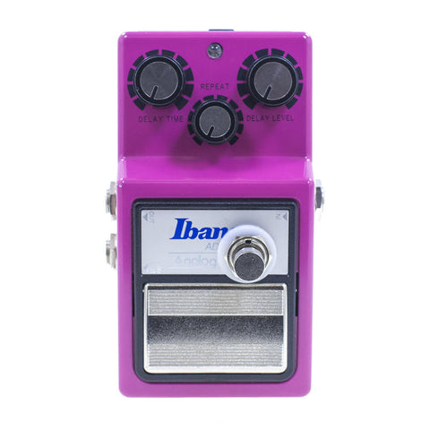"<b>Ibanez AD-9</b><br>Keeley Mod<br><font color=""#78be20""><i>Mod Only</i></font> - Mammoth Electronics"
