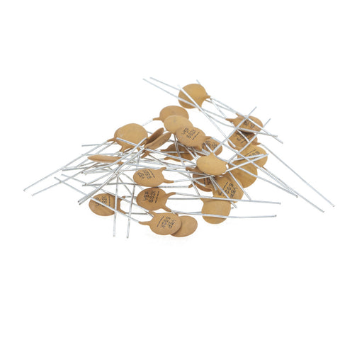 <b>Ceramic Capacitors</b><br><i>50V</i>