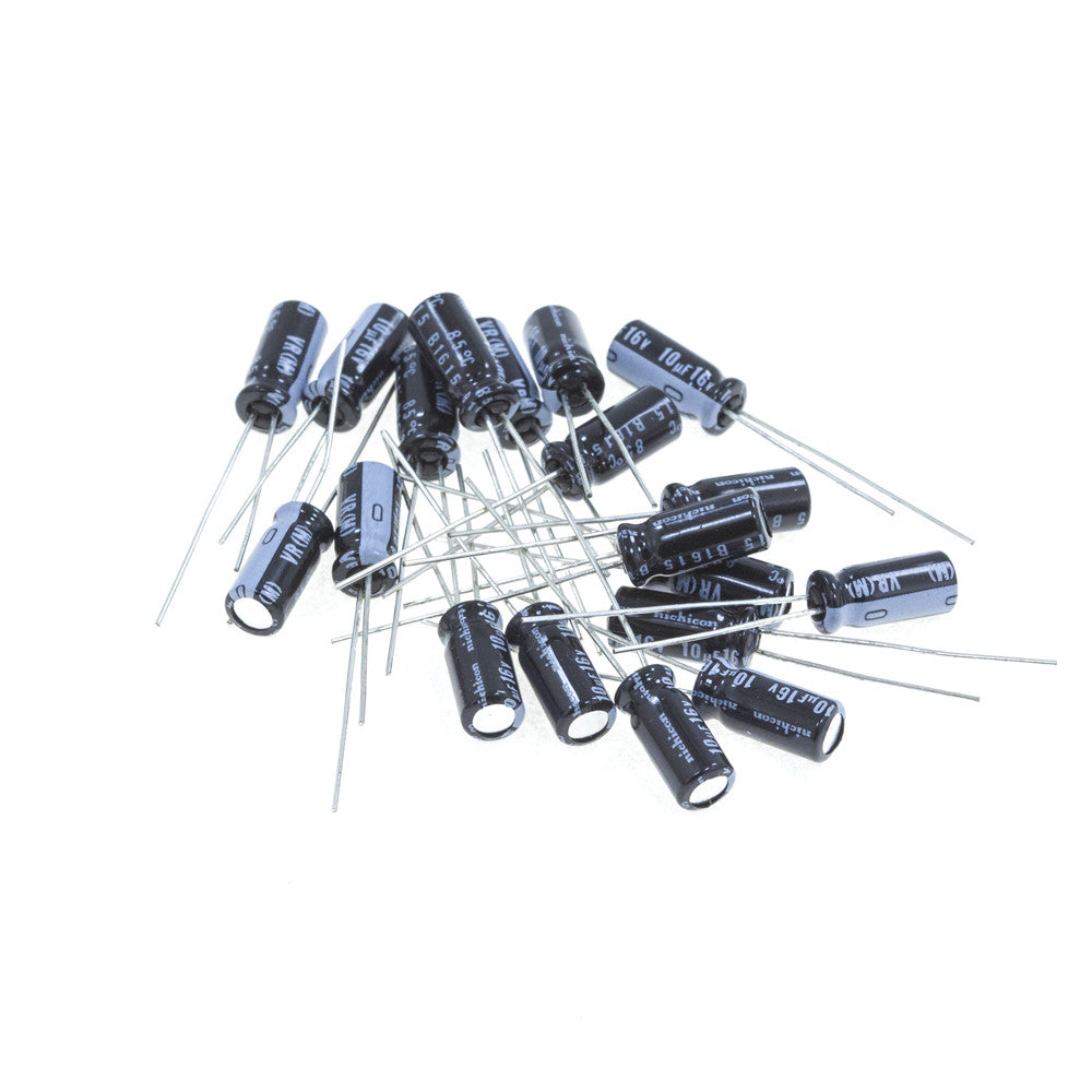 <b>Electrolytic Capacitors</b><br><i>General Purpose</i>